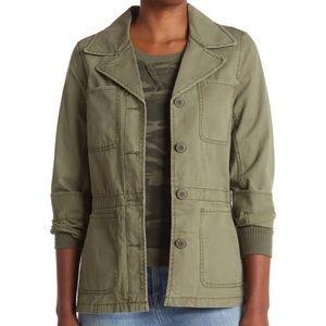 Madewell Green Utility Field Jacket